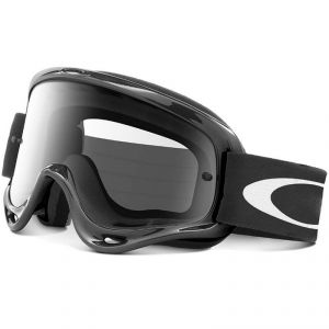XS O FRAME MX JET BLACK CLEAR (ENFANT)