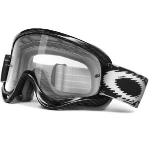 Masque cross Oakley XS O FRAME MX TRUE CARBON FIBER