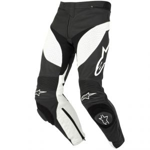 Pantalon Alpinestars TRACK LEATHER PANTS