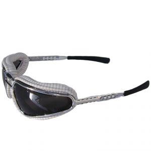 lunettes moto Baruffaldi EASY RIDER BLANC