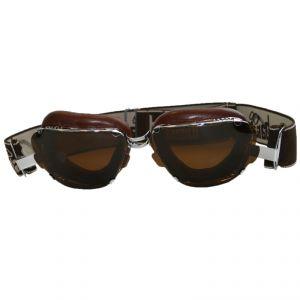 lunettes moto Baruffaldi INTE 259 CHOCOLAT