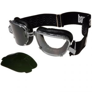 lunettes moto Baruffaldi INTE 259 NOIR