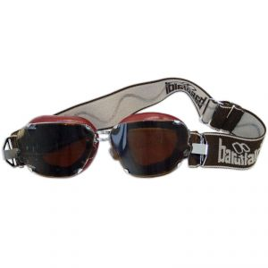 lunettes moto Baruffaldi INTE 259 ROUGE IMPERIALE