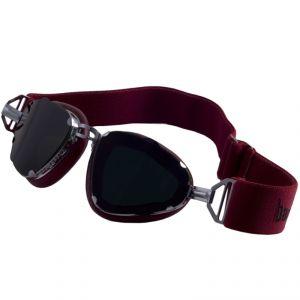 lunettes moto Baruffaldi SENIOR 259 ROUGE IMPERIALE