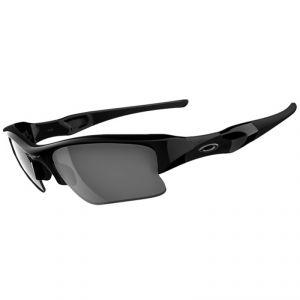 lunettes de soleil Oakley FLAK JACKET XLJ JET BLACK/BLACK IRIDIUM