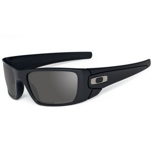 FUEL CELL MATTE BLACK/GREY POLARIZED