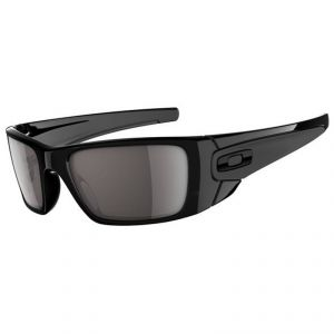 Lunettes de soleil Oakley FUEL CELL POLISHED BLACK W/WAR