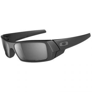 lunettes de soleil Oakley GASCAN MATTE BLACK/BLACK IRIDIUM POLARIZED