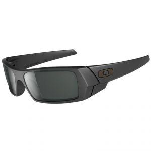 lunettes de soleil Oakley GASCAN MATTE BLACK/GREY
