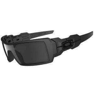 lunettes de soleil Oakley OIL RIG MATTE BLACK/BLACK IRIDIUM