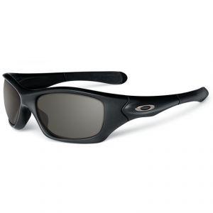 lunettes de soleil Oakley PIT BULL MATTE BLACK/WARM GREY