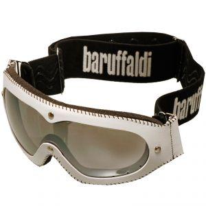 lunettes moto Baruffaldi MAF BLANC