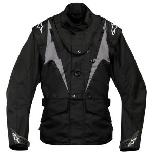 Veste enduro Alpinestars VENTURE JKT FOR BNS BLACK ANTHRACITE 2017