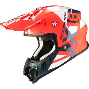 VX-16 AIR - MACH - NEON RED WHITE