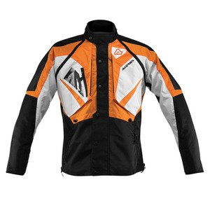 Veste enduro Acerbis Impact Jacket - Orange
