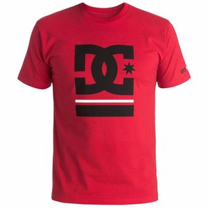 T-shirt manches courtes DC Shoes DC BAR STAR