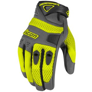 Gants Icon ANTHEM HI VISIBILITY GLOVES