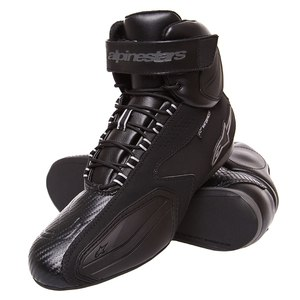 BASKETS ALPINESTARS FASTER WATERPROOF Black/Gunmetal