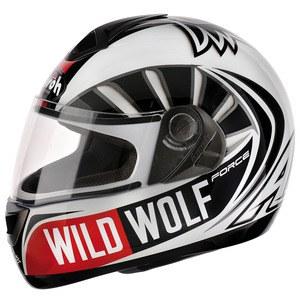 Casque Airoh ASTER-X WILD WOLF