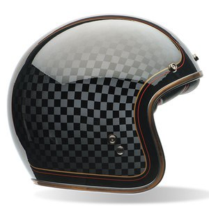 Casque Bell CUSTOM 500 - ROLAND SANDS CHECK IT