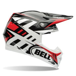 MOTO-9 CARBON FLEX - SYNDROME ROUGE - 2108
