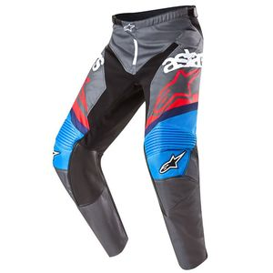 RACER BRAAP BOMBER RED AQUA ANTHRACITE WHITE - LIMITED EDITION