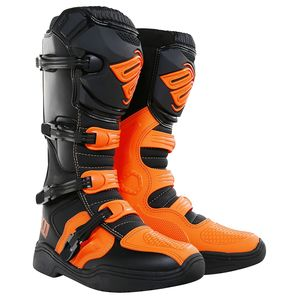 Bottes cross Shot X11 ORANGE FLUO 2017