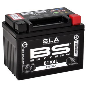 Batterie BS Battery SLA YTX4L-BS
