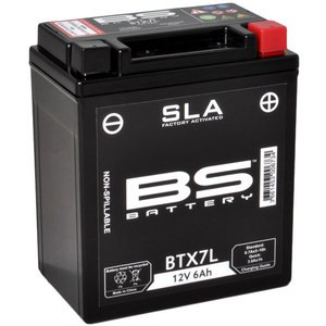 Batterie BS Battery SLA YTX7L-BS