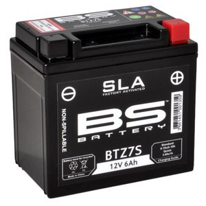 Batterie BS Battery SLA YTZ7S