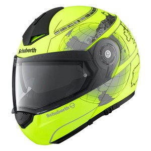 Casque Schuberth C3 PRO EUROPE