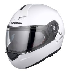 Casque Schuberth C3 PRO WOMEN BLANC