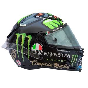 PISTA GP R CARBON FRANCO MORBIDELLI LIMITED EDITION