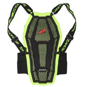 ESATECH BACK PRO X6 - HIGH VISIBILITY