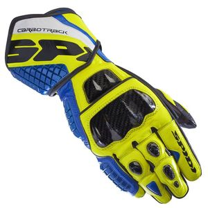 Gants Spidi CARBO TRACK REPLICA Bleu/Jaune