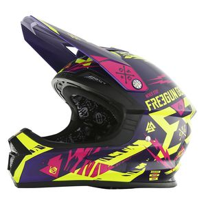 XP4 TROOPER NEON JAUNE MAGENTA