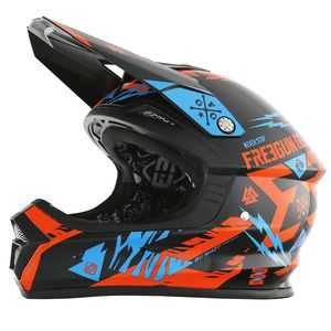XP4 TROOPER NEON ORANGE CYAN ENFANT