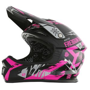 XP4 TROOPER NEON ROSE GRIS ENFANT