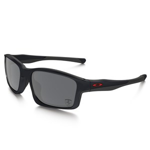 Lunettes de soleil Oakley CHAINLINK - FERRARI COLLECTION - STEEL - BLACK IRIDIUM
