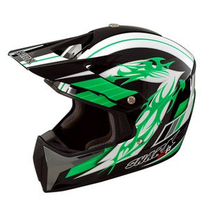 Casque cross Shark SXR CREW LINE