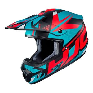 CS MX II - MADAX - BLUE RED