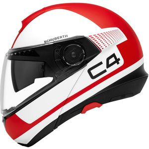 Casque Schuberth C4 Legacy Rouge