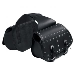Saddle bag 09 avec rivets