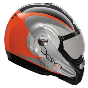 Casque ROOF DESMO FLUO - NEW GENERATION