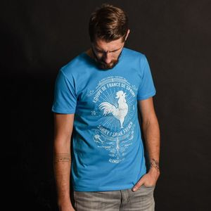 T-shirt manches courtes Gentlemen's Factory FRENCH TEAM