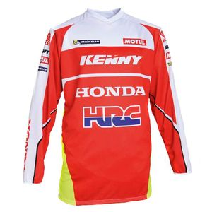 HONDA HRC TITANIUM - RED WHITE
