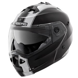 Casque Caberg DUKE LEGEND Blanc/Noir