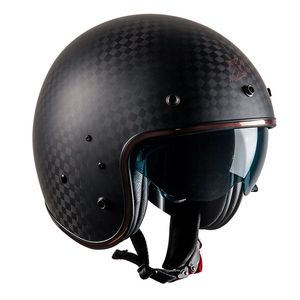 Casque Dexter PLUCKER CARBON BIG SQUARE