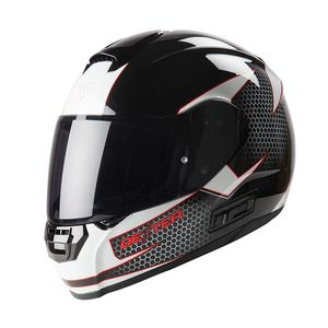Casque Dexter OPTIMUS FLASH Black