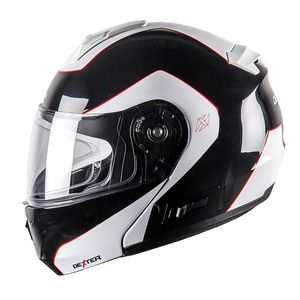 Casque Dexter SPECTRON DELIGHT Black/White
